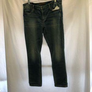 Joe's Jeans Boyfriend Slim Blue 32 Denim
